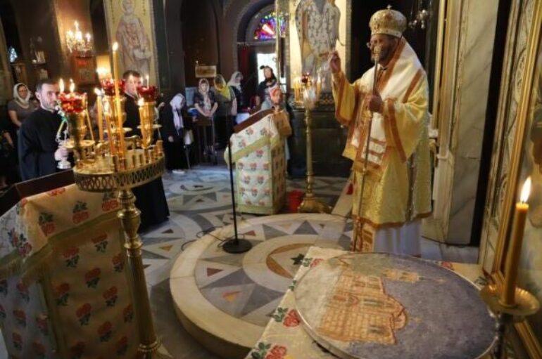 Ο Επίσκοπος Αβύδου στους Σλαβόφωνους και Ρώσους των Αθηνών