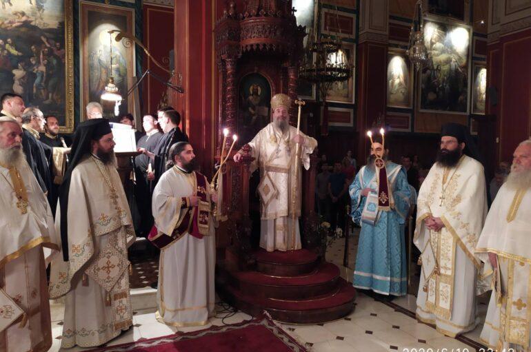 Η εορτή του Αγίου Λουκά του Ιατρού στην Πάτρα