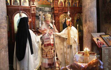 Εορτή του Αγίου Λουκά του Ιατρού στην Ι. Μ. Ναυπάκτου