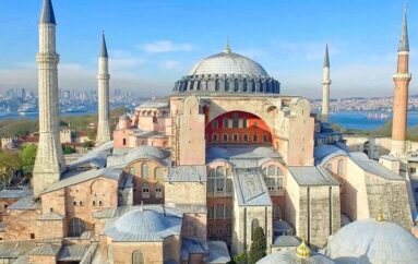 Αγρυπνία στην Πάτρα για την Αγία Σοφία της Κωνσταντινούπολης