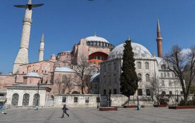 Το τουρκικό ΣτΕ αποφασίζει εάν θα γίνει τζαμί η Αγία Σοφία
