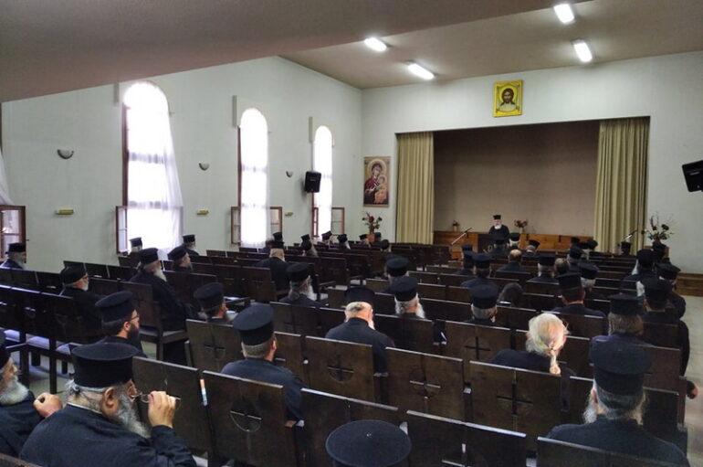 Γενική Ιερατική Σύναξη στην Ιερά Μητρόπολη Πρεβέζης