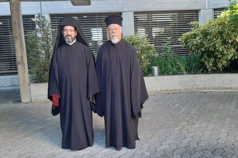 Νέος Βοηθός Επίσκοπος του Μητροπολίτη Γερμανίας ο Αρχιμ. Εμμανουήλ Σφιακτός