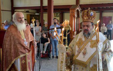 Ο εορτασμός των Αγίων Πάντων στην Ι. Μητρόπολη Μεσσηνίας