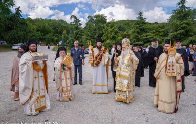 Η εορτή του Αγίου Λουκά του Ιατρού στην Ι. Μ. Παναγίας Δοβρά Βεροίας
