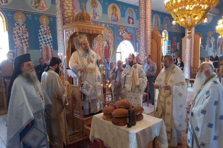 Ο εορτασμός των Δώδεκα Αποστόλων στην Ι. Μ. Λαρίσης