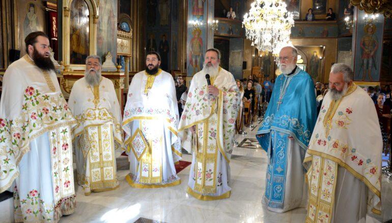 Λαμπρός ο εορτασμός του Οσίου Λουκά του Ιατρού στην Τρίπολη