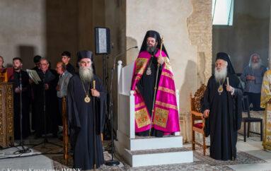 Εσπερινός των Αποστόλων Παύλου και Πέτρου στην Ι. Μητρόπολη Βεροίας