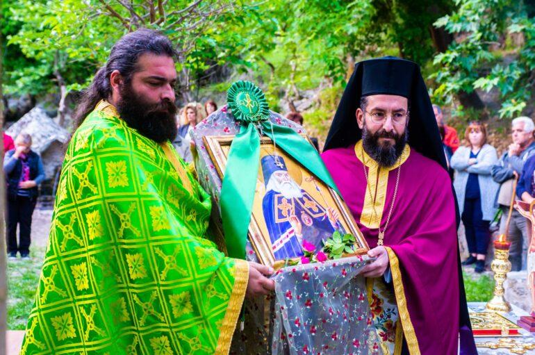 Η εορτή του Αγίου Λουκά του Ιατρού στη Νέδουσα Μεσσηνίας