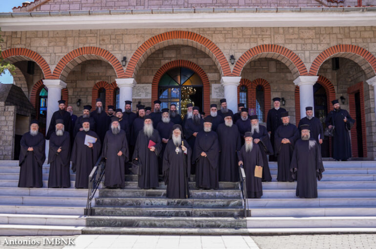 Ημερίδα Πνευματικών στον Ιερό Ναό Αγίου Νικοδήμου Βεροίας