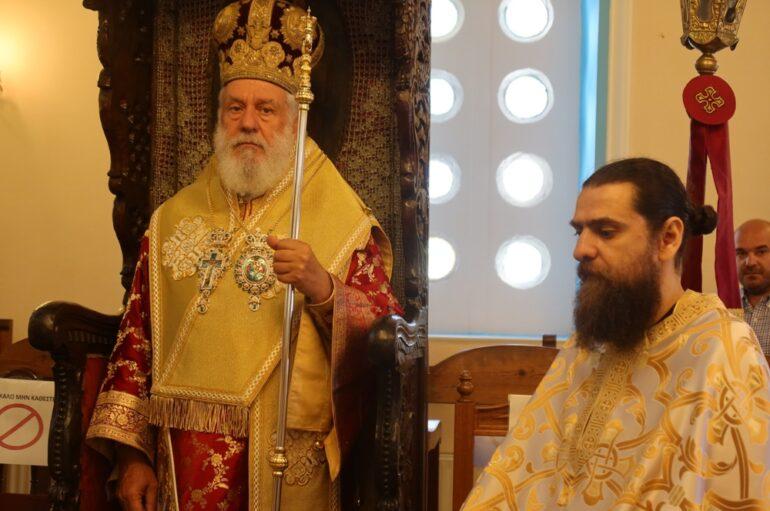 Ο εορτασμός του Αγίου Πνεύματος στο νησί της Άνδρου