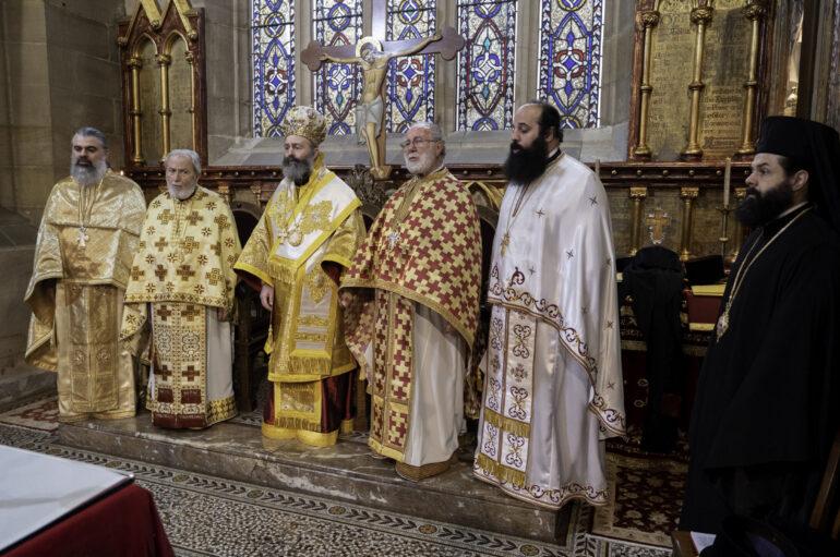 """Αυστραλίας: """"Η ιστορία θα ονομάσει Μέγα τον Πατριάρχη Βαρθολομαίο"""""""