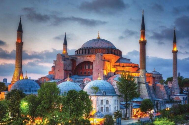 Ανακοινωθέν της Ιεράς Συνόδου για την Αγία Σοφία στην Κωνσταντινούπολη