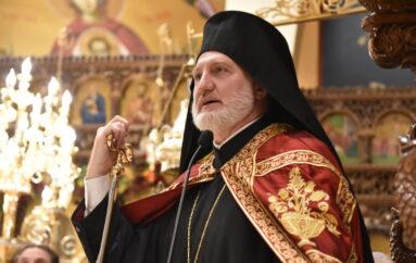 Μήνυμα του Αμερικής Ελπιδοφόρου προς τους κληρικούς του