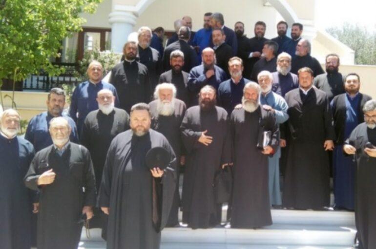 Η Ένωση Συνδέσμων Κληρικών Εκκλησίας Κρήτης για την Αγία Σοφιά