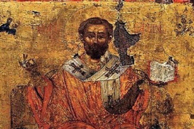 Απόστολος Βαρνάβας – O θεόπνευστος Ιδρυτής της Εκκλησίας της Κύπρου