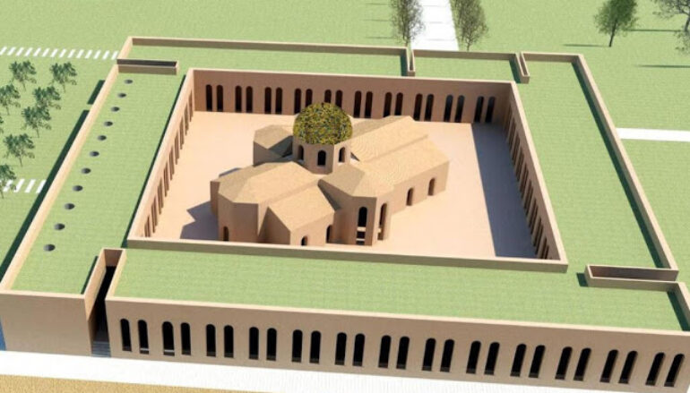 Ο Οικ. Πατριάρχης θα θεμελιώσει το πρώτο Μοναστήρι στην Αυστρία