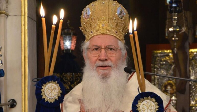 Απάντηση της Ι. Μ. Θηβών σε δημοσιεύματα για κληρικό της