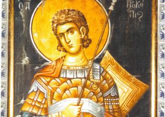 Άγιος Προκόπιος – Ένας ένδοξος και πολύαθλος Μεγαλομάρτυς του Χριστού