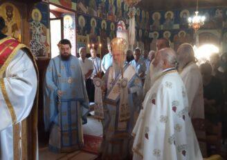 Η εορτή του Αγίου Παγκρατίου στο Δρυμό Βονίτσης
