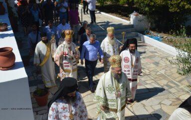 Ο εορτασμός της Αγίας Μαρίνης στη Βόνη Πεδιάδος Ηρακλείου Κρήτης