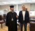 Επίσκεψη του Μητροπολίτη Μεσσηνίας στον Δήμαρχο Καλαμάτας