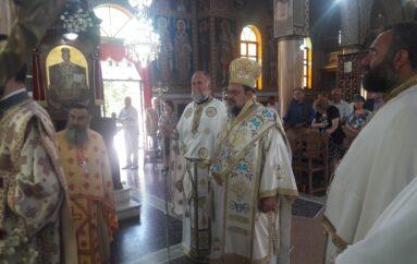 Η εορτή της Αγίας Κυριακής στη Μητρόπολη Μεσσηνίας