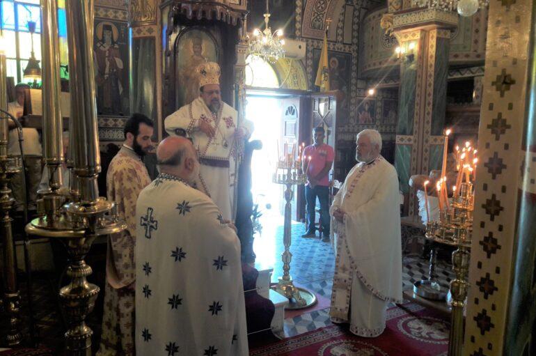 Η εορτή της Αγίας Μαρίνης στην Ιερά Μητρόπολη Μεσσηνίας