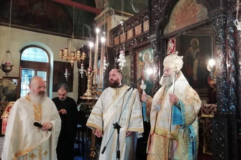 Μάνης Χρυσόστομος: «Νά κρατήσουμε την Ιερά Παράδοση»
