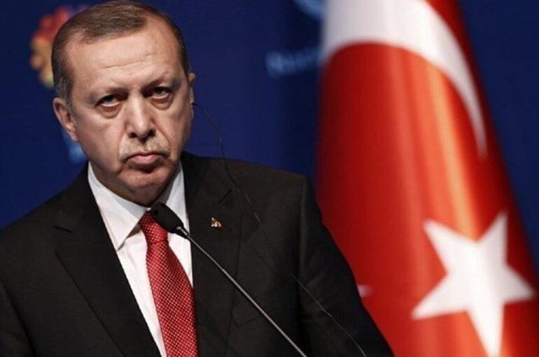 """Ερντογάν: """"Θα συνεχίσουμε ως χώρα που διεκδικεί τα δικαιώματά της"""""""