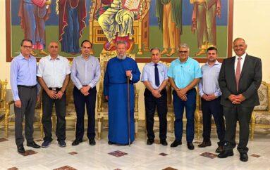 Παραδίδονται 300 φοιτητικές εστίες της Ι. Αρχιεπισκοπής Κύπρου στη Λεμεσό