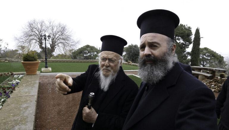 Γράμμα συμπάθειας του Οικ. Πατριάρχου προς τον Αρχιεπίσκοπο Αυστραλίας