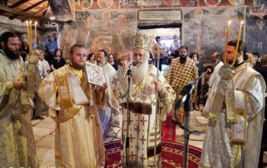 Εορτάστηκε η μνήμη του Αγίου Μεγαλομάρτυρος Προκοπίου στη Βέροια