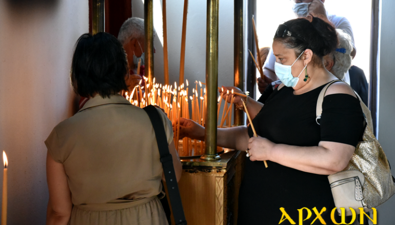 Υποχρεωτική η χρήση μάσκας στις εκκλησίες στην Κύπρο