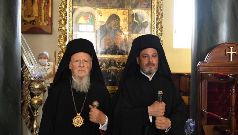 """Οικ. Πατριάρχης: """"Εξακολουθούμε να ελπίζουμε για την επαναλειτουργία της Χάλκης"""""""