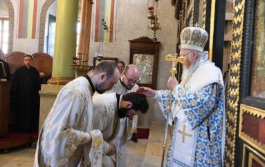 Χειροτονία νέου Πρεσβυτέρου από τον Οικουμενικό Πατριάρχη