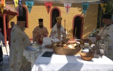 Η εορτή του Αγίου Παντελεήμονος στην Ι. Μ. Θεσσαλιώτιδος