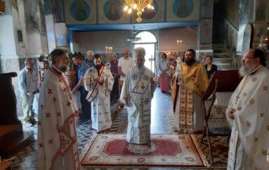 Εορτασμός του Αγίου Νικοδήμου στην Ι. Μ. Χαλκίδος