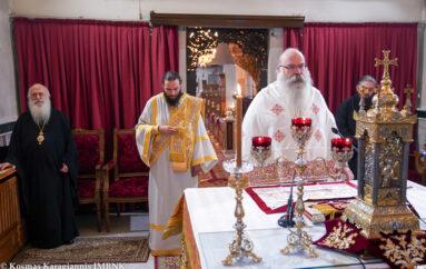Η εορτή του Αγίου Αθηναγόρου του ομολογητού στη Βέροια
