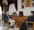 Στο Μητροπολίτη Μεσσηνίας ο Υφυπουργός Αγροτικής Ανάπτυξης και Τροφίμων