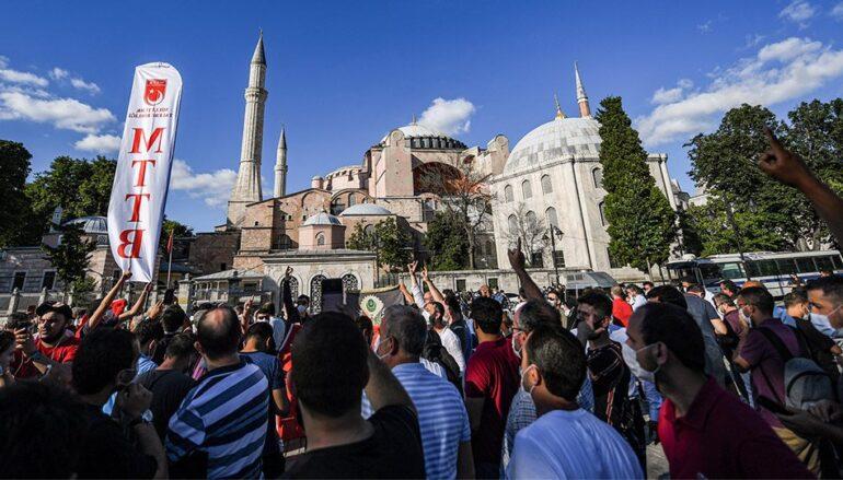 Αμερικανική Γερουσία: Μεγάλη προσβολή η κίνηση του Ερντογάν για τους Χριστιανούς