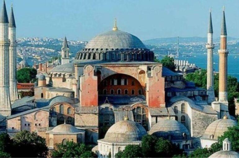 "UNESCO: ""Μνημείο Παγκόσμιας Πολιτιστικής Κληρονομιάς η Αγία Σοφία"""