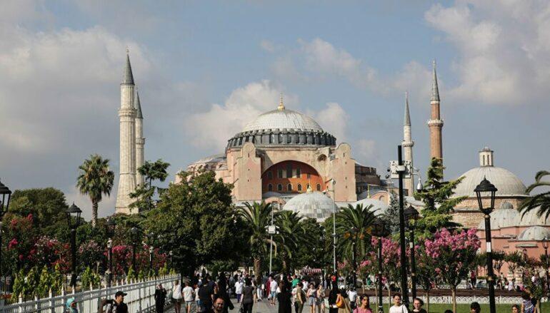 Τουρκικά ΜΜΕ: Τζαμί από την Παρασκευή η Αγια-Σοφιά