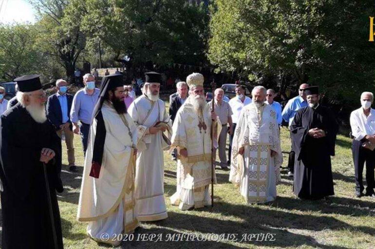 Πανηγύρισε το ιστορικό Μοναστήρι Σέλτσου Άρτης