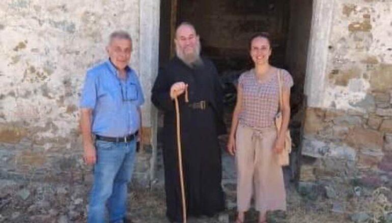Ξεκίνησαν οι εργασίες για το Γηροκομείο δαπάνη του Οικ. Πατριάρχη Βαρθολομαίου