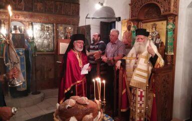 Λιτά εορτάστηκε ο Άγιος Μύρων στα Αντικύθηρα