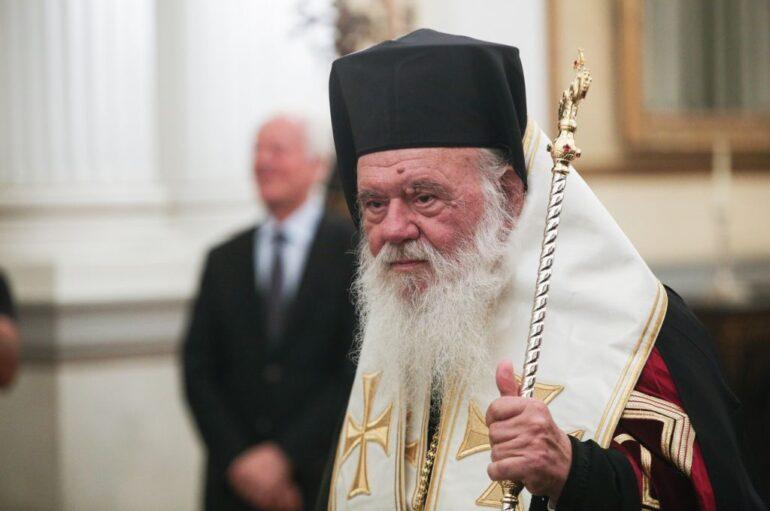 """Αρχιεπίσκοπος για πανδημία: """"Η Εκκλησία οφείλει να αρθεί στο ύψος των περιστάσεων"""""""