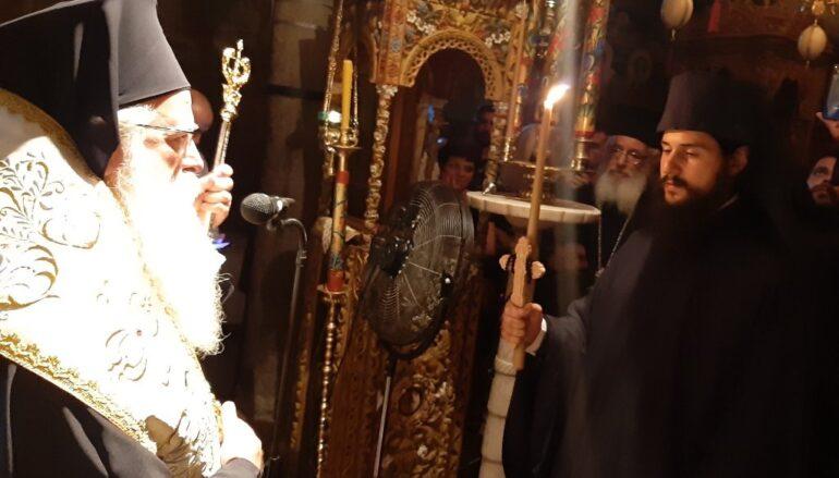 Δημητριάδος: «Ο Μοναχισμός είναι η ραχοκοκαλιά της Εκκλησίας»