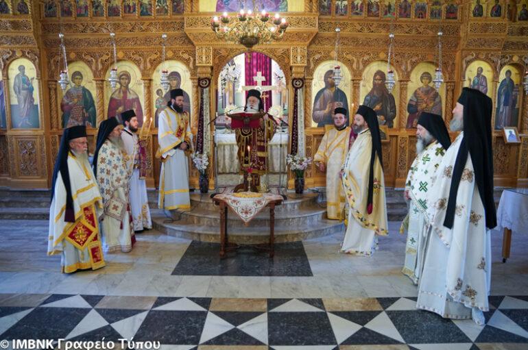 Μνημόσυνο της Καθηγουμένης της Ι. Μ. Αγίας Κυριακής Λουτρού Ημαθίας