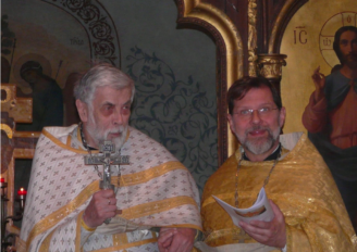 Η κηδεία του π. Boris Bobrinskoy μιας εξέχουσας προσωπικότητας της Ορθόδοξης Εκκλησίας